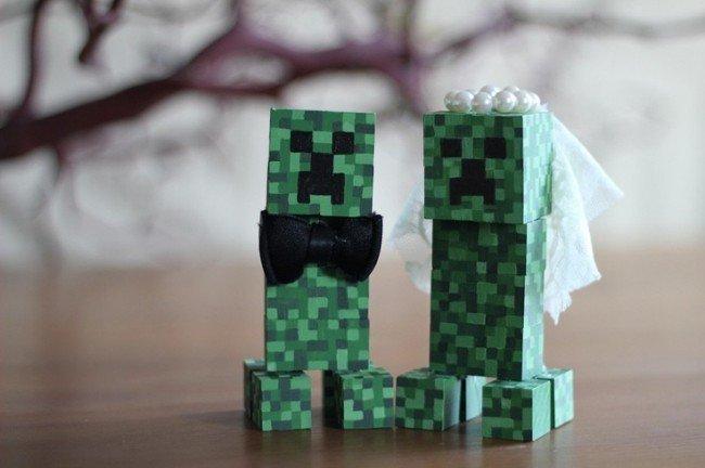 casamento-geek-decoracao-inspirada-no-minecraft-10